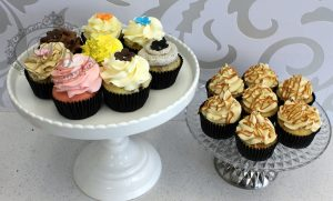 Shop cupcakes with peanut caramel cupcake of the week