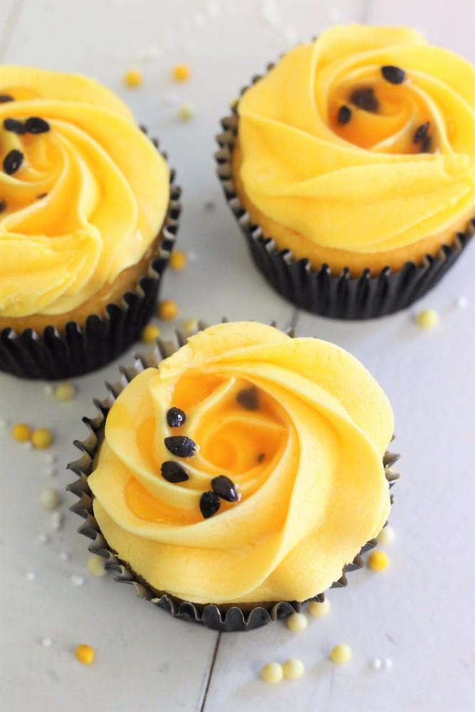 online shop passionfruit cupcake