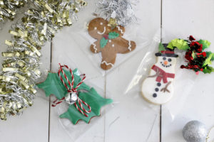 Christmas cookie range