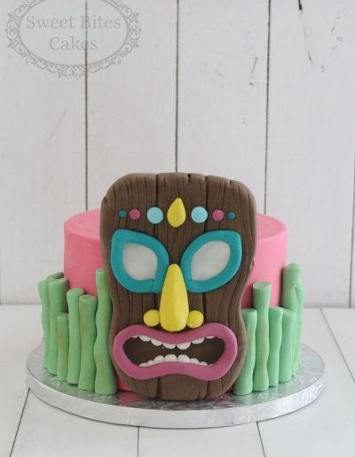 Tiki-cake