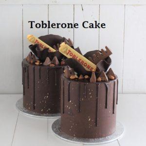 Toblerone Cake 6 inch