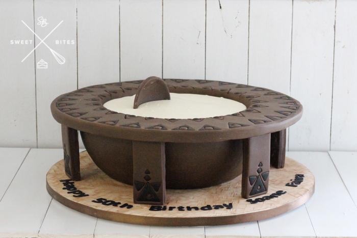 tapas bowl 3d islander cake