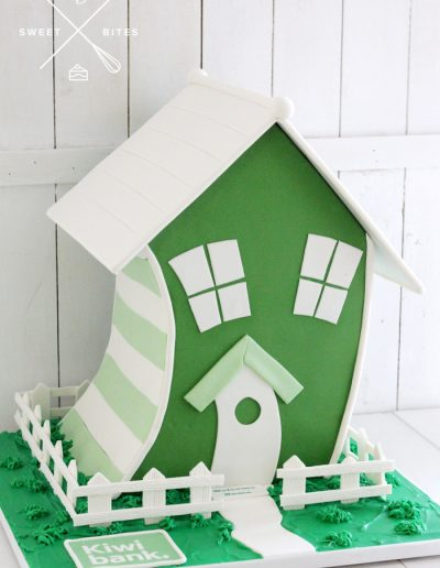 kiwibank cake house logo
