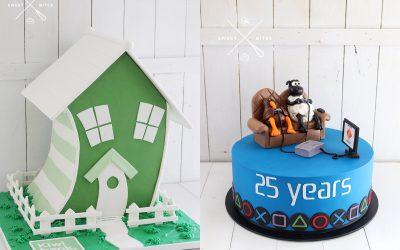 Sweet Bites' Corporate Cake Highlight