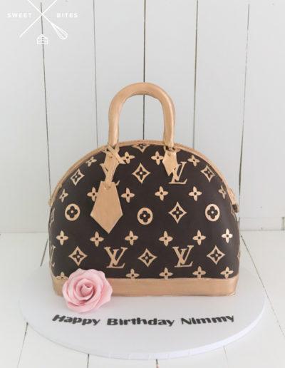louis vuitton speedy 20 30 cake rose lv designer handbag